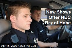 New Shows Offer NBC Ray of Hope