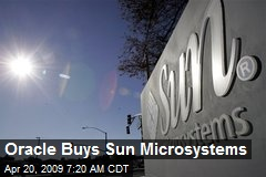 Oracle Buys Sun Microsystems