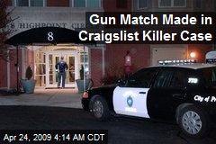 Gun Match Made in Craigslist Killer Case