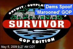 Dems Spoof 'Marooned' GOP