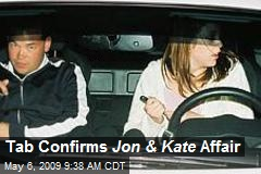 Tab Confirms Jon & Kate Affair