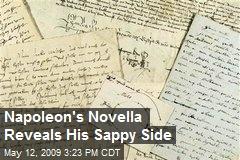 Napoleon's Novella Reveals His Sappy Side