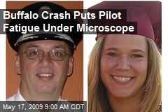 Buffalo Crash Puts Pilot Fatigue Under Microscope