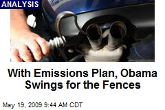 With Emissions Plan, Obama Swings for the Fences