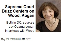 Supreme Court Buzz Centers on Wood, Kagan