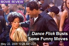 Dance Flick Busts Some Funny Moves