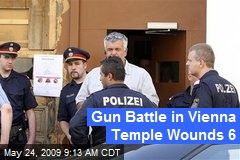 Gun Battle in Vienna Temple Wounds 6
