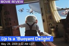 Up Is a 'Buoyant Delight'