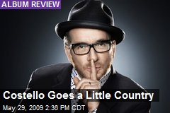 Costello Goes a Little Country