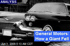 General Motors: How a Giant Fell