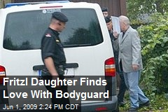 Fritzl Daughter Finds Love With Bodyguard