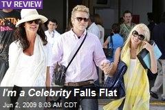 I'm a Celebrity Falls Flat