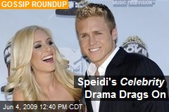 Speidi's Celebrity Drama Drags On