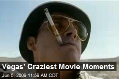 Vegas' Craziest Movie Moments