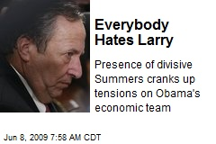 Everybody Hates Larry