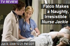 Falco Makes a Naughty, Irresistible Nurse Jackie
