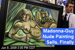 Madonna-Guy Nude Painting Sells, Finally