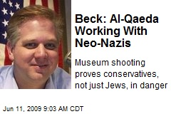 Beck: Al-Qaeda Working With Neo-Nazis