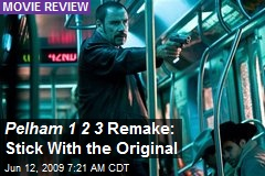 Pelham 1 2 3 Remake: Stick With the Original