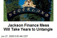 Jackson Finance Mess Will Take Years to Untangle