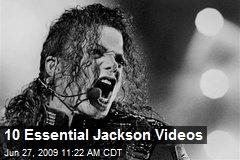 10 Essential Jackson Videos