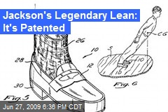 Jackson's Legendary Lean: It's Patented