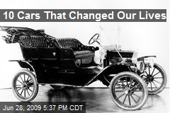 10 Cars That Changed Our Lives