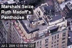 Marshals Seize Ruth Madoff's Penthouse