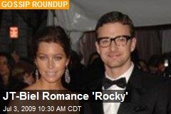JT-Biel Romance 'Rocky'