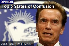 Top 5 States of Confusion
