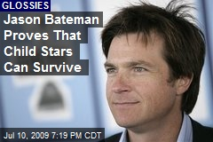 Jason Bateman Proves That Child Stars Can Survive