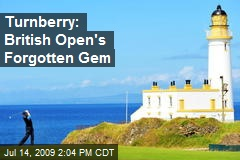Turnberry: British Open's Forgotten Gem