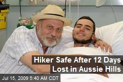 Hiker Safe After 12 Days Lost in Aussie Hills