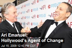 Ari Emanuel: Hollywood's Agent of Change