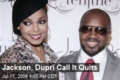 Jackson, Dupri Call It Quits