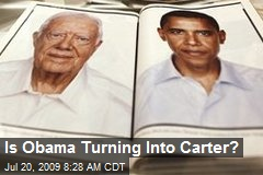Is Obama Turning Into Carter?