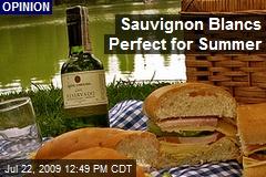 Sauvignon Blancs Perfect for Summer