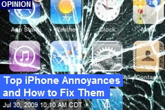 Top iPhone Annoyances and How to Fix Them