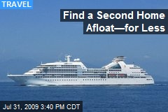 Find a Second Home Afloat—for Less