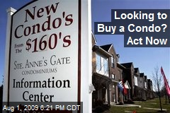 Looking to Buy a Condo? Act Now