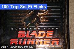 100 Top Sci-Fi Flicks