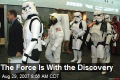 The Force Is With the Discovery