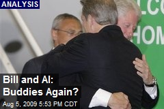 Bill and Al: Buddies Again?
