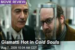 Giamatti Hot in Cold Souls
