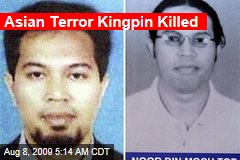 Asian Terror Kingpin Killed