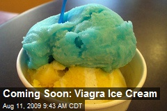Coming Soon: Viagra Ice Cream