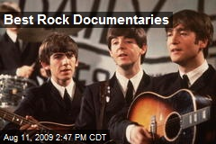 Best Rock Documentaries