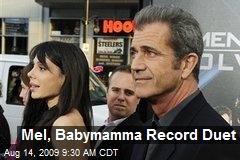 Mel, Babymamma Record Duet
