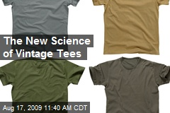 The New Science of Vintage Tees