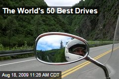 The World's 50 Best Drives
